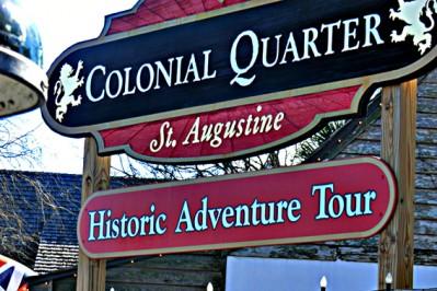 Colonial Quarter 1600