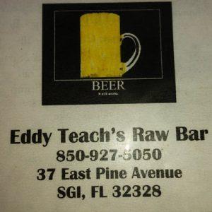 Eddy Teach's Raw Bar 20150130_173339