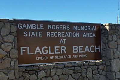 Gamble Rogers Schild 20160120_154357