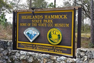 Highland Hammock Schild 20160203_123748