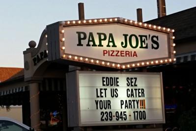 Papa Joe's 20160229_181725
