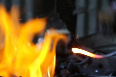 Schmied Feuer 9854