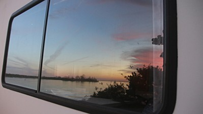 Sebastian Inlet Sonnenuntergang 6057