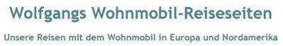 Wolfgangs Womo-Reiseseiten