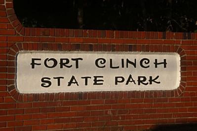 Fort Clinch Schild _5568