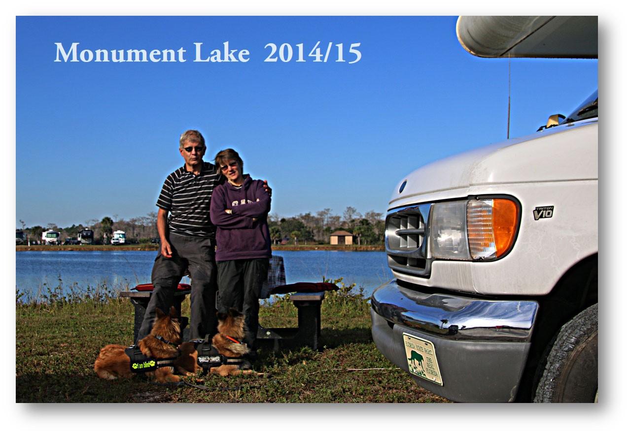Wir Monument Lake